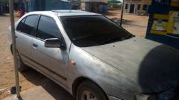 Nissan Almera Personal car . log book available