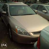 Tincan Cleared Honda Accord, 2005, Very OK