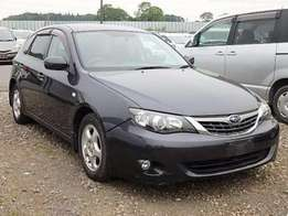 2009 Foreign Used Subaru, Impreza Petrol for sale - KSh1,200,000