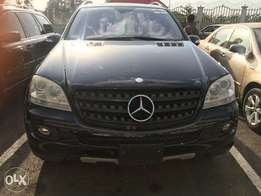 Newly arrived 2006 ML350 Benz