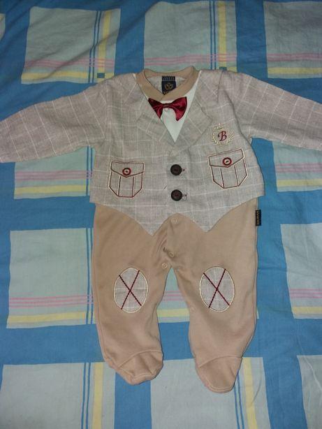 Дитячі костюмчики з 0 до 3 місяців Волосянка - зображення 1 1a5daca8a7938