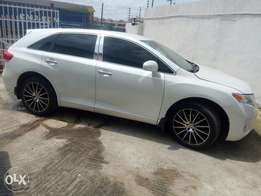 First body paint Toyota VENZA 2010