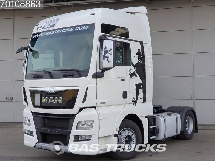 MAN TGX 18.520 XXL 4X2 Intarder Euro 6 - 2016