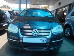 Volkswagen Jetta 5 1.6 2007 Sedan Manual Drive 91,000KM