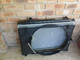 RADIATOR FOR NISSAN 2.5 T /D 2017 ( Bakkie 2017) ORIGINAL R 3250