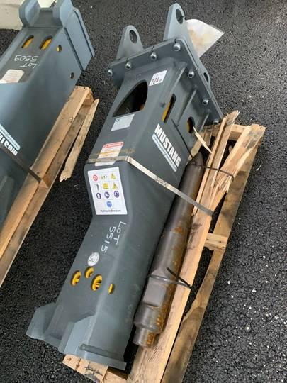 Hammer Hm 500 Hydraulhammare Grävmaskin - 2019