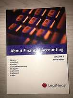 Financial Acc, Bus. Management & Information Systems Text Books SALE