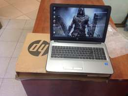 Brand new boxed Hp notebook core i3