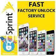 Unlock Any sprint iphone all models