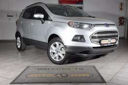 2014 Ford Ecosport 1.0 TRend Ecoboost 50 000km