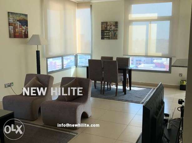 1 Bedroom furnished apartment in SALMIYA السالمية -  1