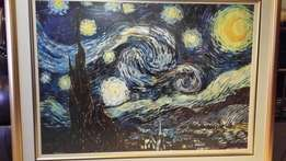Vincent van Gogh Starry Night Print