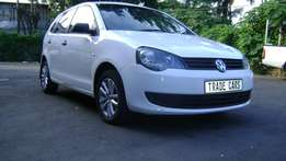 2014 Volkswagen Polo Vivo Hatch 1.4 Trendline Tiptronic