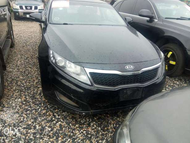 Kia Optima 2011 model Registered for Quick Sale Lagos Mainland - image 1
