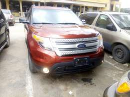 Ford Explorer bought brand new 2014model for sale