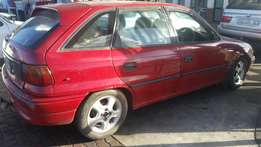 Opel Kadett 140Is