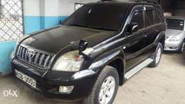 Land cruiser prado, tx