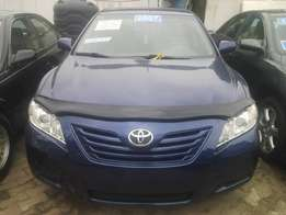 Tokunbo Toyota Camry 2007 Blue LE