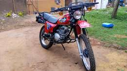 Very very economic motor bike for quick sale