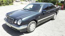 Mercedes-Benz E240. Trade In Ok