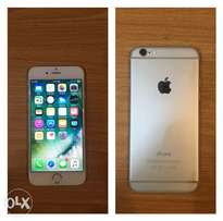 uk used iphone6 (64gb silver)
