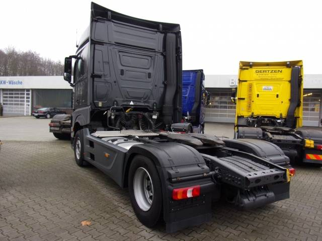 Mercedes-Benz Actros 1840 LS, SZM, Stream Space, Retarder, - 2014 - image 4