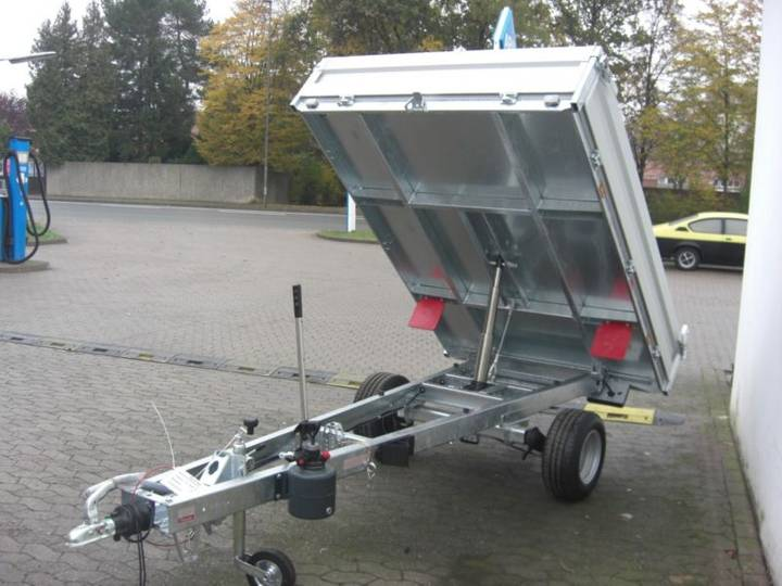 Pongratz Heckkipper 2,30 x 1,50 x 0,30 m. incl 100 km/h