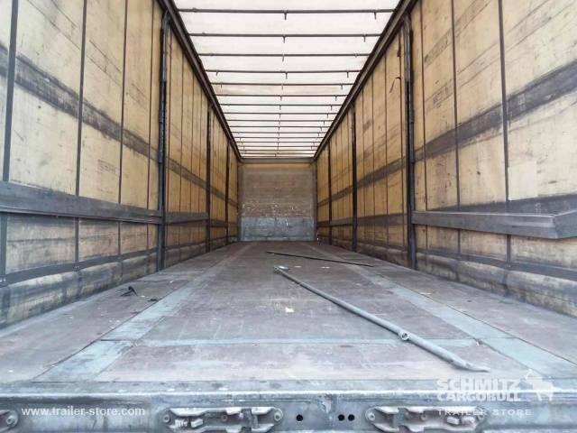 Schmitz Cargobull Semitrailer Rideaux Coulissant porte-bobines - 2008 - image 3