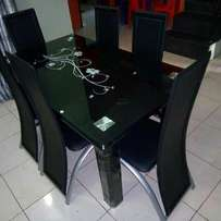 Executive dining table