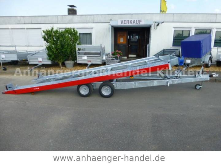 TEMA CARKEEPER 4820 kippbar 4,8x2,10m 3 t VORRAT