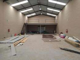 MIni Factorie / Industrial Units to let
