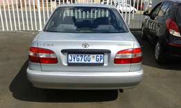 Toyota corolla for sale r22000