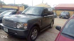 Extremely Clean Range Rover Sport HSE 2007 model