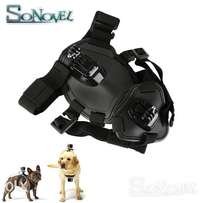 Adjustable Dog Fetch Harness Chest Strap For GoPro Hero & Action Cam