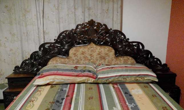 Queen Size Bed - Christmas Offer!! Pangani - image 2