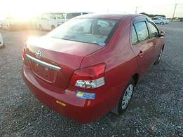 Toyota Belta 1300cc 2010 Import Deal