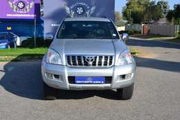 2008 Toyota Prado VX 4.0 V6 in very good condition