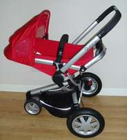 Quinny Buzz 3 Wheeler Travel System