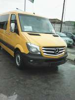 Mercedes-Benz Sprinter Yellow Diesel 2015