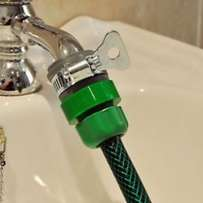 Kitchen tap hose adaptor 1/2""