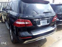 Mr Black 2012 ML350 Formatic