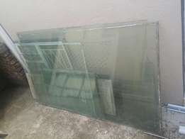 Glass Windows for sale (8 pieces)