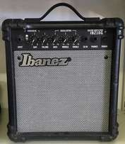 Ibanez Amplifier In pristine working condition
