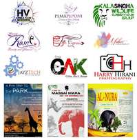 Graphic designing - Logos, posters, business cards e.t.c