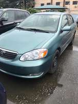 Toks 2006 Toyota Corolla LE. Forest Green color. Accident-free!