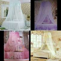 Round mosquito nets, suitable for all bed sizes we deliver COUNTRYWIDE