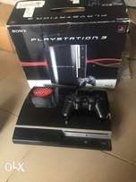 PS3 with wireless pad