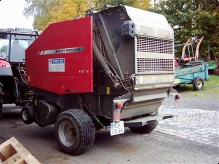 Massey Ferguson 167 V - 2008 - image 4