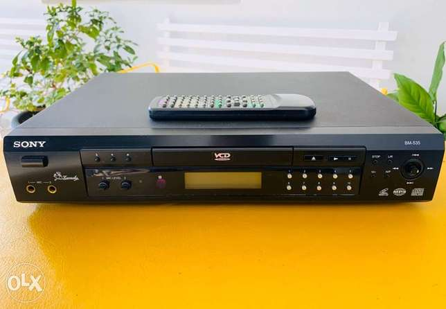 SONY Video CD / MP3 Player