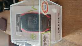 TomTom Multisport Watch. With cadence sensor and bike mount.